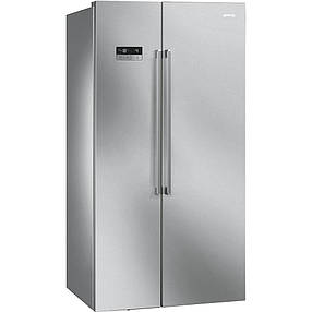 Холодильник SMEG SBS63XE Side-by-Side, фото 2
