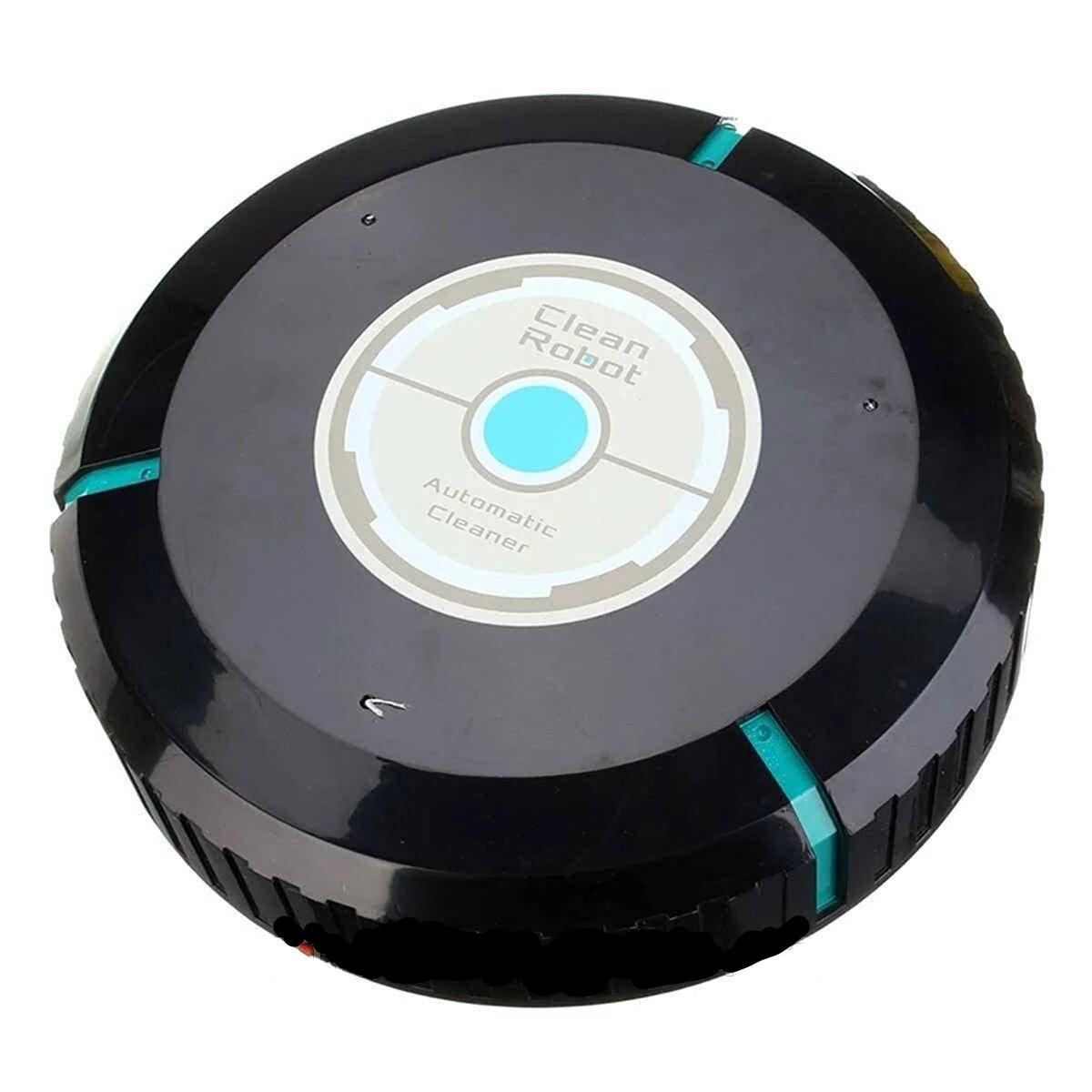 Робот-пылесос Clean Robot DL-46 Черный