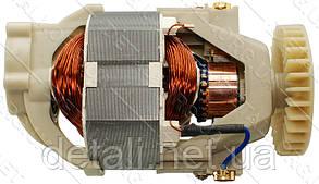 Двигатель триммера Элпром 1300 (166*72*84 8 зуб право)