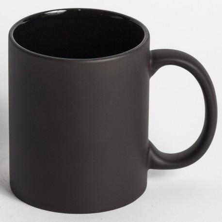 Чашка для сублимации хамелеон Full Black (ПОЛУМАТОВЫЙ)