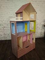 Детский кукольный домик Мечта-1, фото 1
