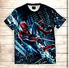 Футболка 3D Людина павук Spiderman