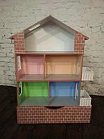 Детский кукольный домик Мечта-2, фото 1