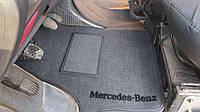 Ворсовые коврики Mercedes Vito 638