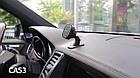 ОПТ Автомобільний магнітний тримач Hoco CA53 Intelligent Dashboard Black, фото 8