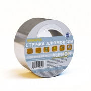 Скотч алюминиевый 50 мм (20 мкм)