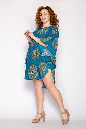 Женское летнее платье 1224-10, фото 2