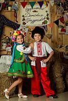 "Украинский костюм ""Оксана р.122-134, фото 1"