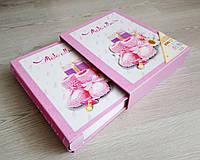 Детский фотоальбом для девочки на 200 фото 10х15