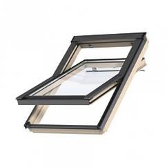 Вікно Velux GZR 3050, верхня ручка Мансардне вікно Velux GZR 3050 Окно Velux GZR 3050 66*118