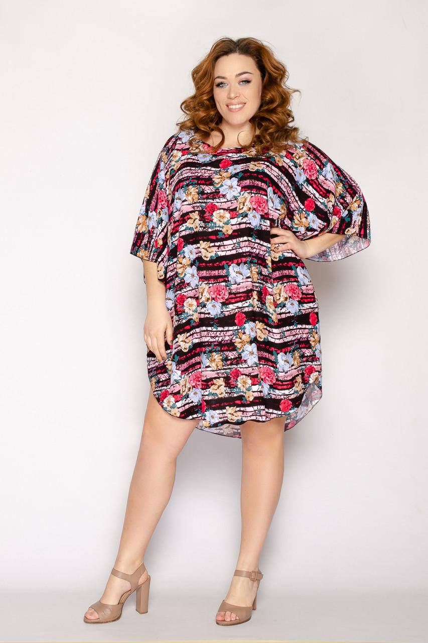 Женское летнее платье 1224-14