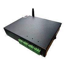 Умная GSM розетка Elgato 3 канала Черная (hub_ETMi10939)