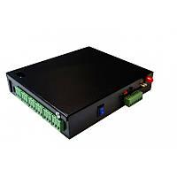 Умная GSM розетка Elgato 6 каналов универсальная Черная (hub_CuuZ98203)