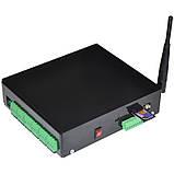 Умная GSM розетка Elgato 6 каналов универсальная Черная (hub_CuuZ98203), фото 2