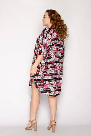 Женское летнее платье 1224-14, фото 2