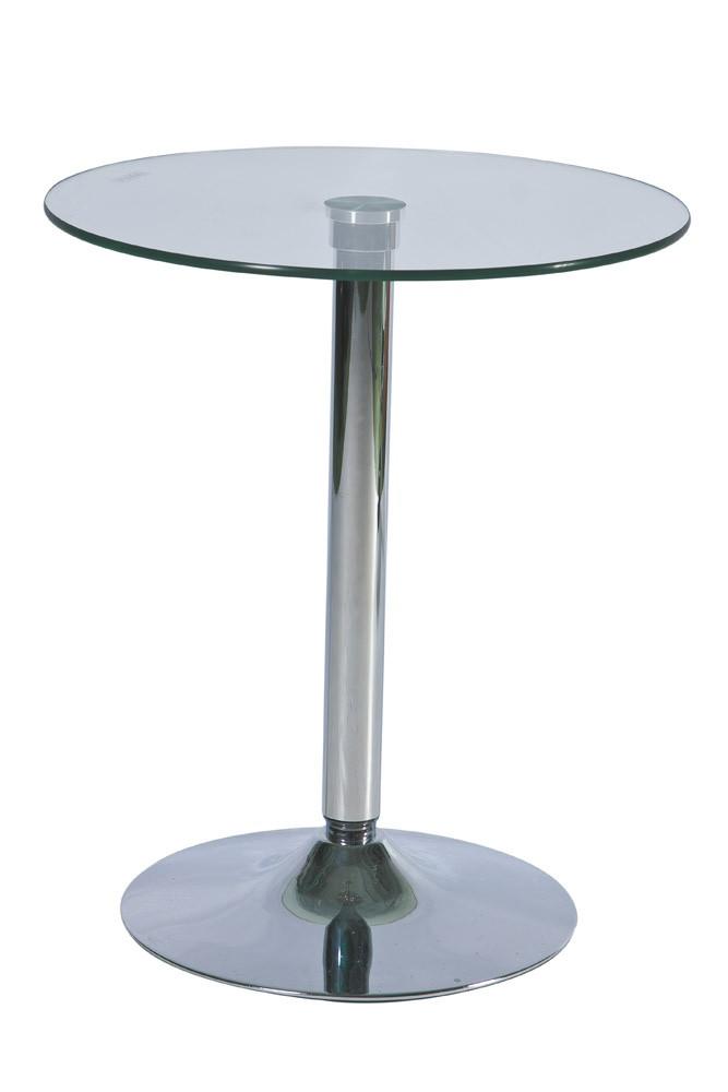 Барный столик B100 прозрачный (Signal)