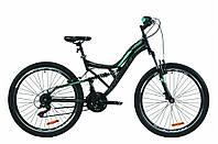 """Велосипед горный универсальный 26"""" Formula Atlas AM Vbr 2020 стальная рама 17"""""""
