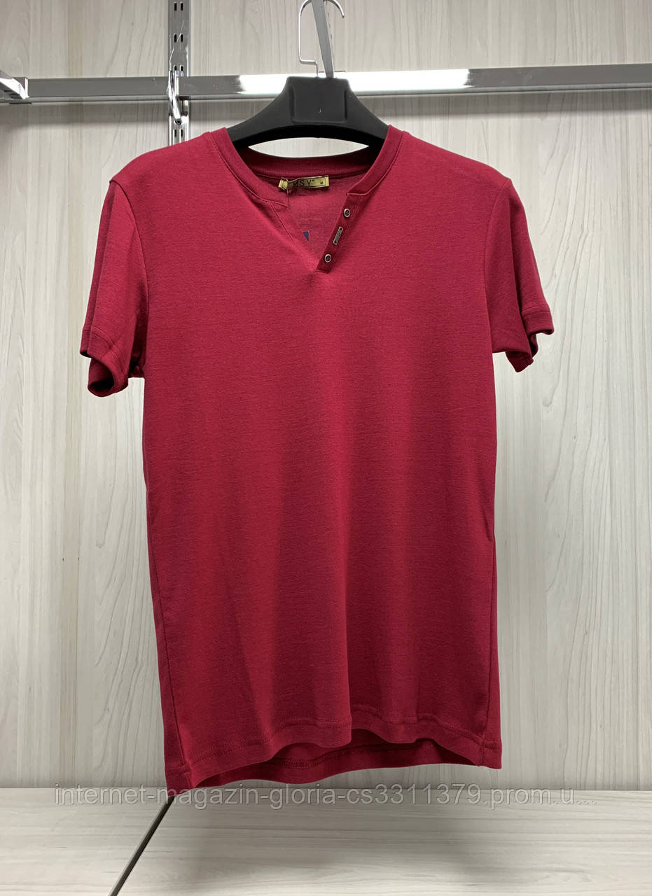 Мужская футболка MSY. 23214-8161(craret). Размеры: M,L,XL,XXL.