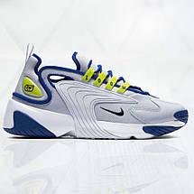 Кроссовки мужские Nike Zoom 2K AO0269-011 Белый, фото 3