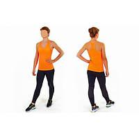 Майка для фитнеса и йоги (цвета в ассортименте)