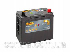 Автомобильный аккумулятор Centra 6СТ-45 FUTURA (CA456)