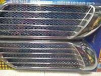 Хромовые накладки дефлекторы для автомобиля
