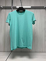 Мужская футболка MSY. 42636-8182(mint). Размеры: M,L,XL,XXL.