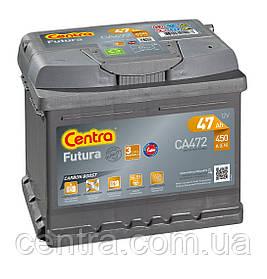 Автомобильный аккумулятор Centra 6СТ-47 FUTURA (CA472)