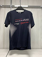 Мужская футболка MSY. 42666-8342(navy). Размеры: M,L,XL,XXL.