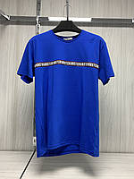 Мужская футболка MSY. 42668-8343(marine). Размеры: M,L,XL,XXL.