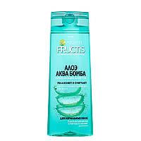 """Зміцнюючий шампунь для нормального волосся """"Алое Аква Бомба"""" Garnier Fructis 250 мл"""