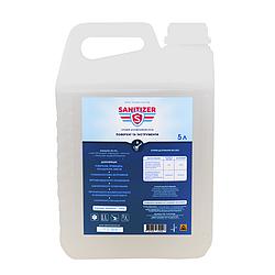 Засіб для дезінфекції інструменту і поверхонь від ТМ Sanitizer, 5 л.