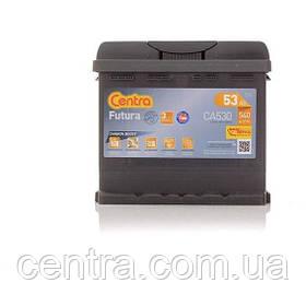 Автомобильный аккумулятор Centra 6СТ-53 FUTURA (CA530)
