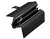 Мужской кошелек портмоне Baellerry Guero black черный бумажник, фото 5