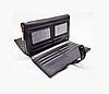 Мужской кошелек портмоне Baellerry Guero black черный бумажник, фото 6