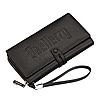 Мужской кошелек портмоне Baellerry Guero black черный бумажник, фото 3
