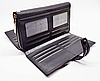 Мужской кошелек портмоне Baellerry Guero black черный бумажник, фото 7
