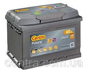 Автомобильный аккумулятор Centra 6СТ-61 FUTURA (CA612)