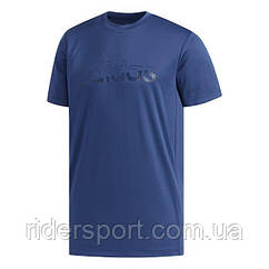 Футболка мужская Adidas Designed 2 Move Men Training T-Shirt Navy Fl0285