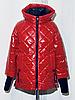 Модная женская куртка демисезонная размеры 48-56, фото 4