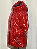 Модная женская куртка демисезонная размеры 48-56, фото 5