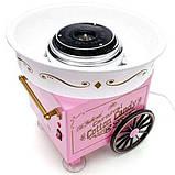 Аппарат для приготовления сахарной ваты большой Candy Maker, фото 2