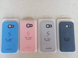 Чехол Silicone Case для Samsung Galaxy A5 (2017) SM-A520F