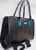 Женская сумка 020 black женские сумки оптом недорого Одесса