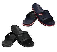 Шлепанцы мужские Кроксы Крокбенд II Слайд оригинал / Crocs Crocband II Slide, фото 1