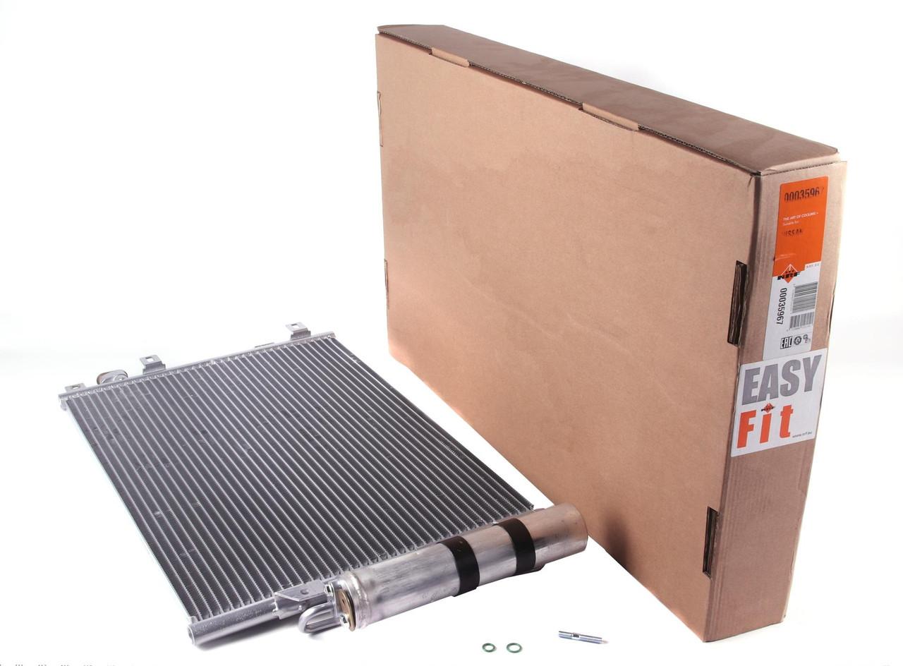 Радиатор кондиционера Renault Kangoo 1.5-1.9dCi 2001- NRF 35967