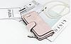 Женское портмоне клатч Baellerry Forever замшевый кошелек, фото 9