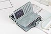 Женское портмоне клатч Baellerry Forever замшевый кошелек, фото 8