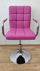 Перукарське крісло HC 1015NP рожевий