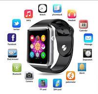Smart Watch A1. Умные смарт часы-телефон (Наличие слота для SIM-карты, управление камерой телефона)